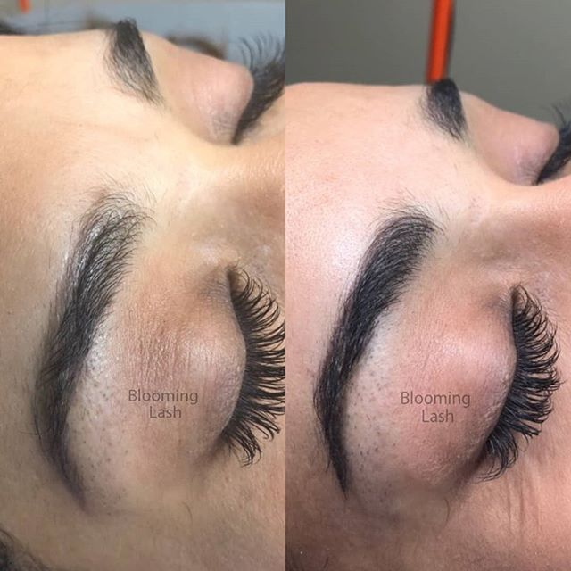 Introducing Blooming Lash's Microblading !  Semi permanent lasts up to two years and during those two years you dont need to wake up every morning to get those perfect brows since they will be done to lasting for a long long time ! Call us or come in for more information !! . . . . . #microblading #makeuptatto #eyebrowtatto #eyelinertatto #fullliptatto #semipermanent #eyelashextension #longisland #nymaketatto #반영구 #뉴욕 #속눈썹 #NewYork #PortWashington