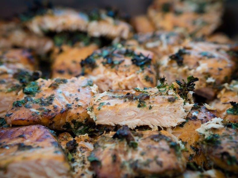 Signature Creole' Jerk Chicken for breakfast…