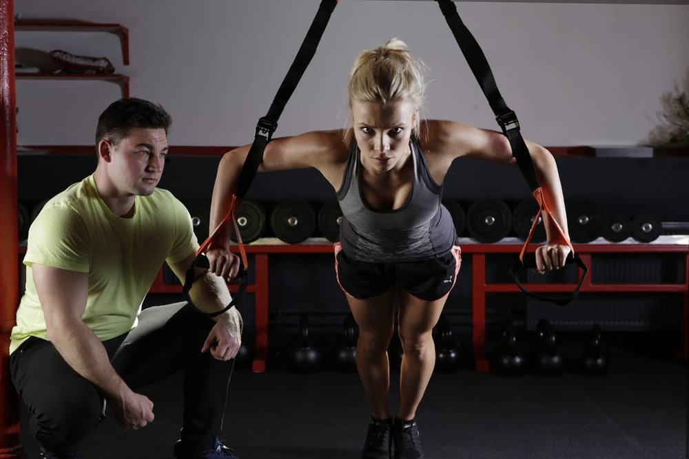 Find A Personal Trainer -