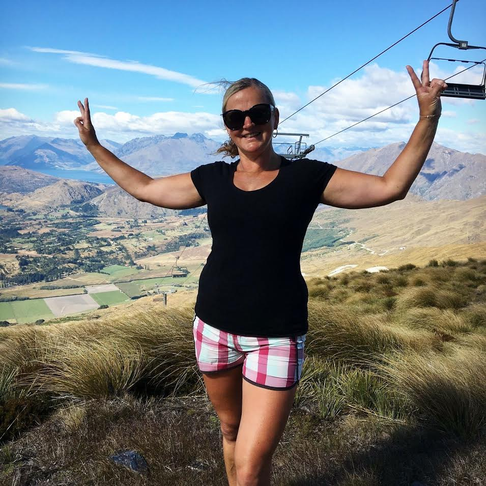 Jenny Dennison Queenstown fitness trainer