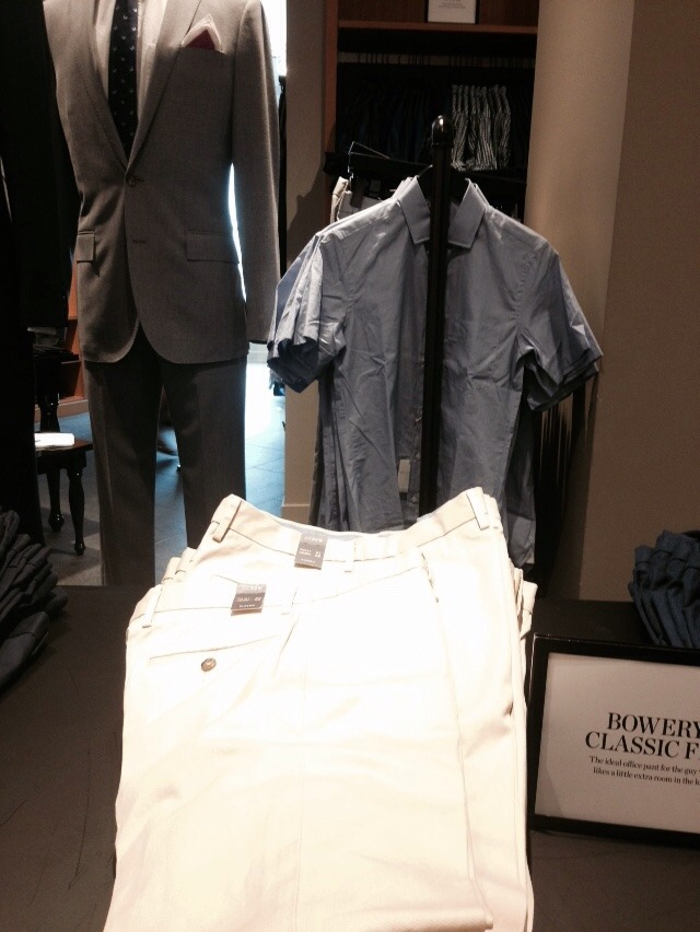 I don't know J.Crew maybe steaming your shirts would help raise your bottom line