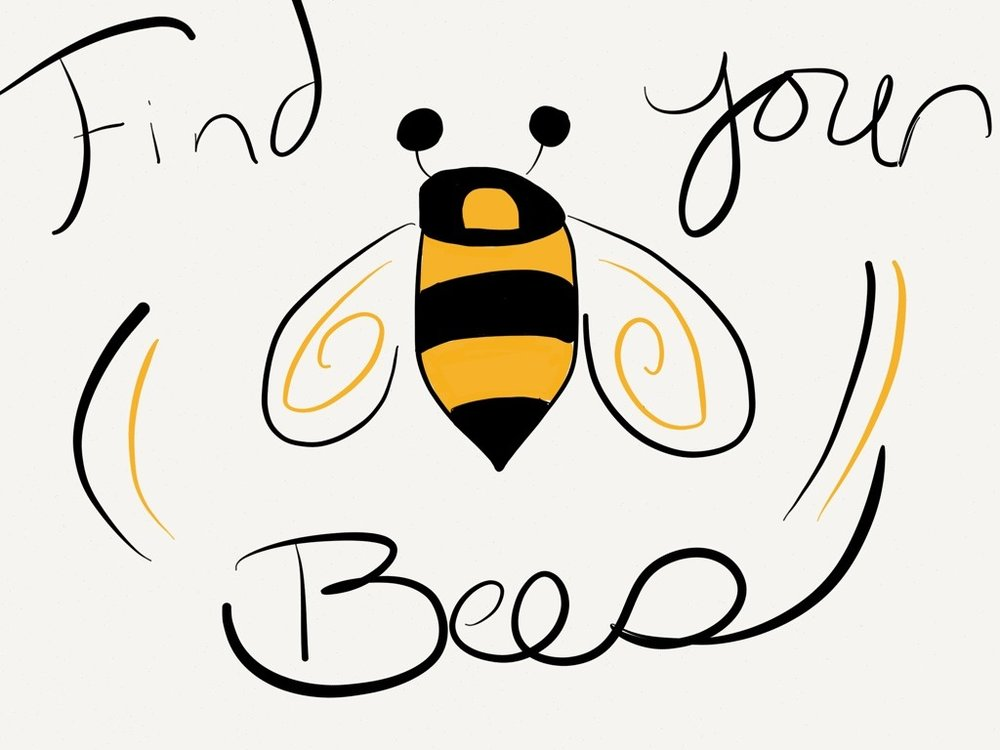 Find your honeybees.