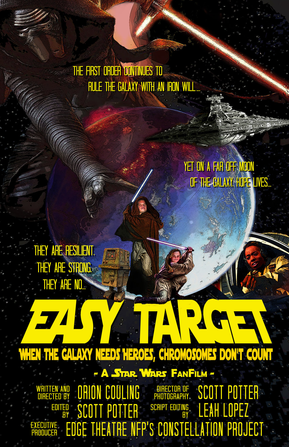 EASY TARGET Star Wars Fan Film extra.jpg