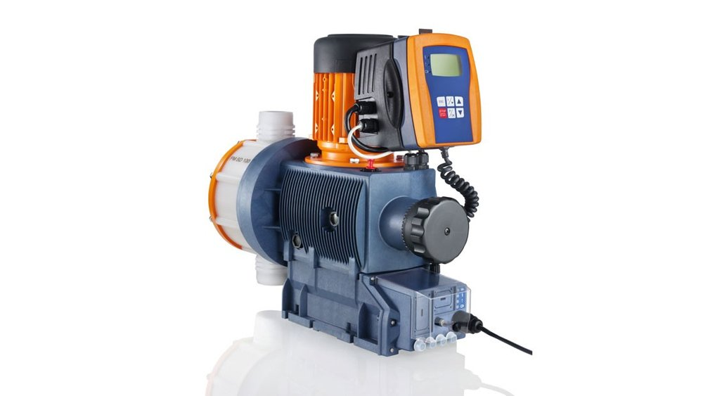 Metering Pumps - Metering pumps are typically designed for low volume, high accuracy applications such as chemical, vitamin and ingredient dosing.