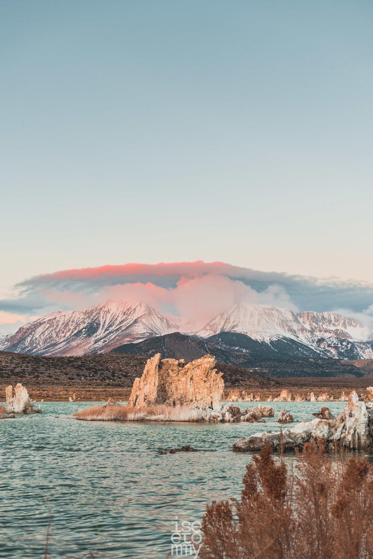 Mono Lake, 2018