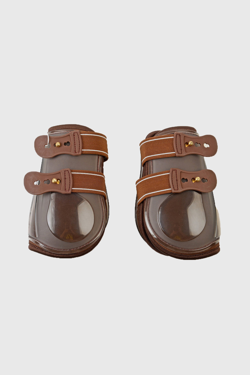 Hind Fetlock Boots with Clasp