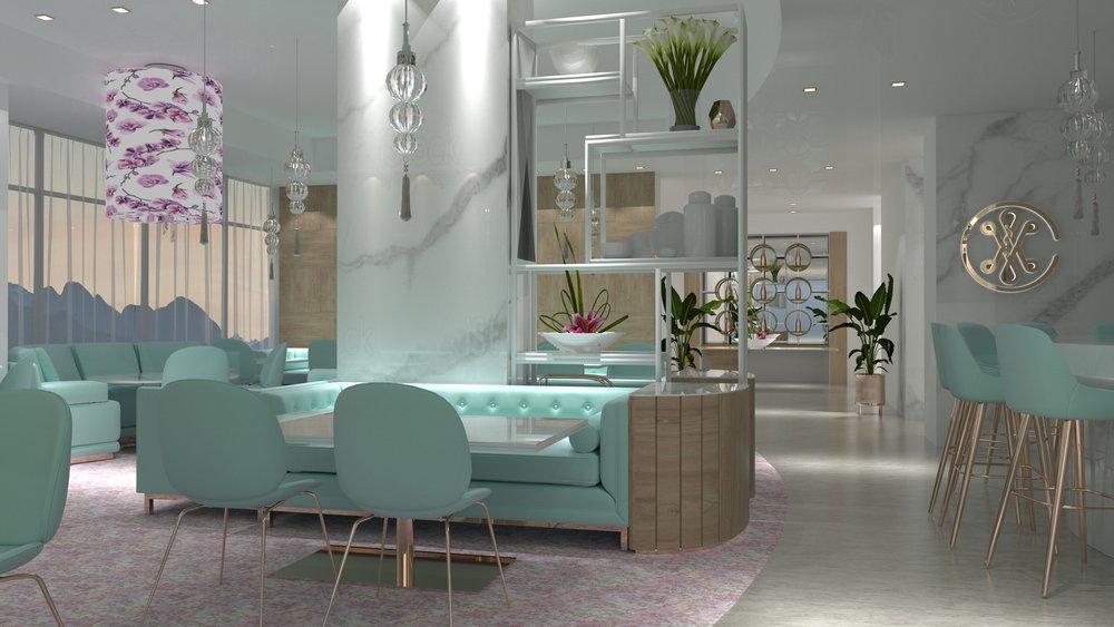 Club Versante S Oo La Cha Luxe Architectural Design Development
