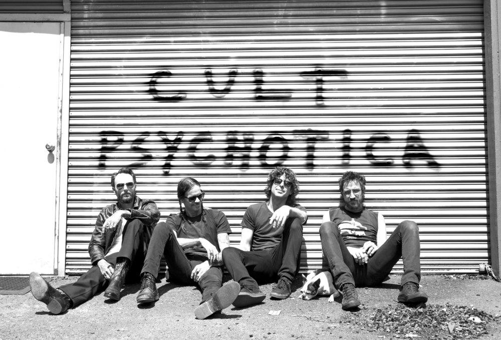 Press photo Cult Psychotica // Credit - Ray Gordon