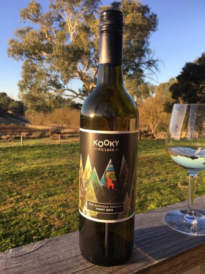 kooky village wine
