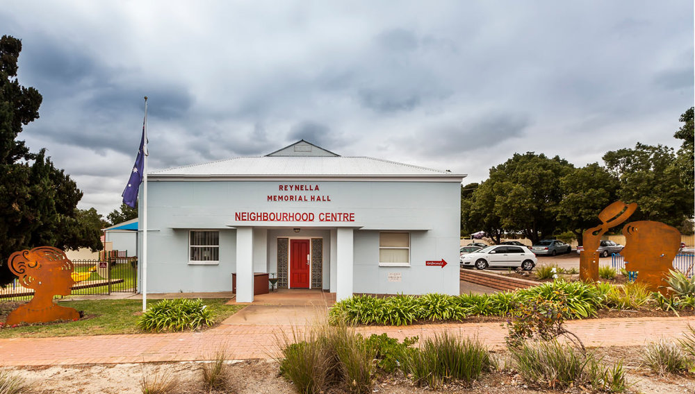 Reynella Neighbourhood Centre, Old Reynella