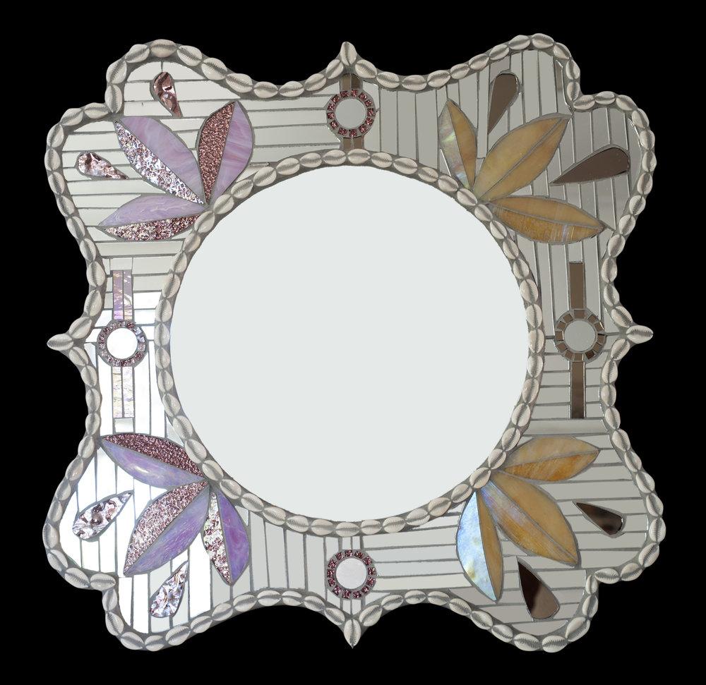 'alf n 'alf mirror
