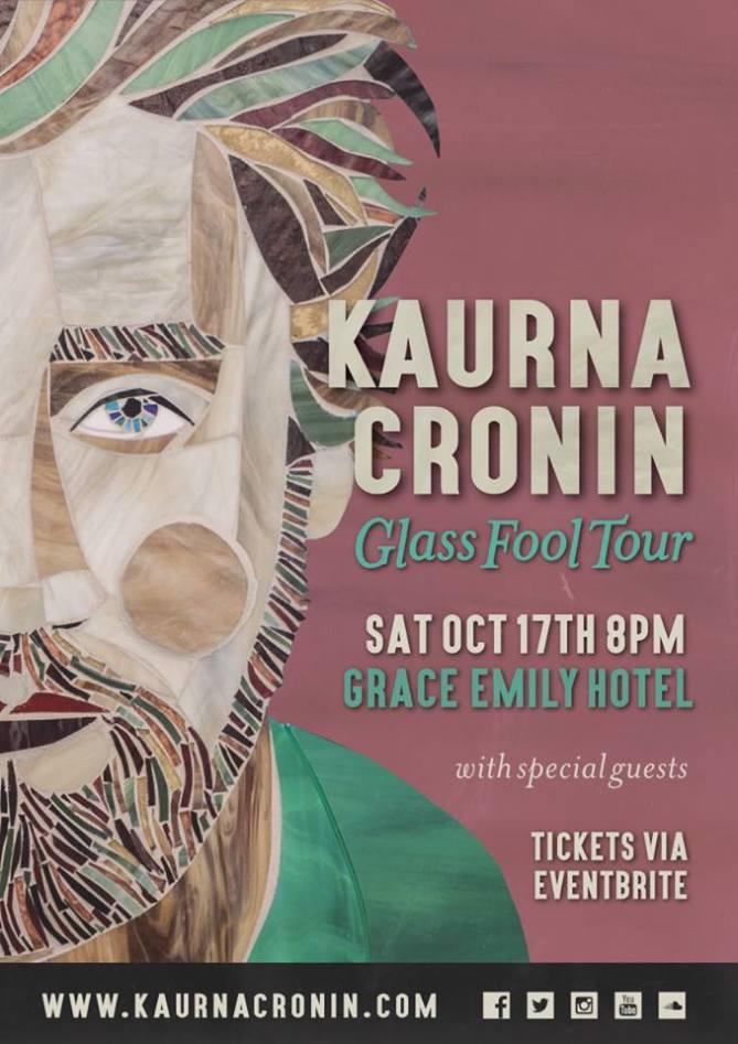 Kaurna Cronin portrait