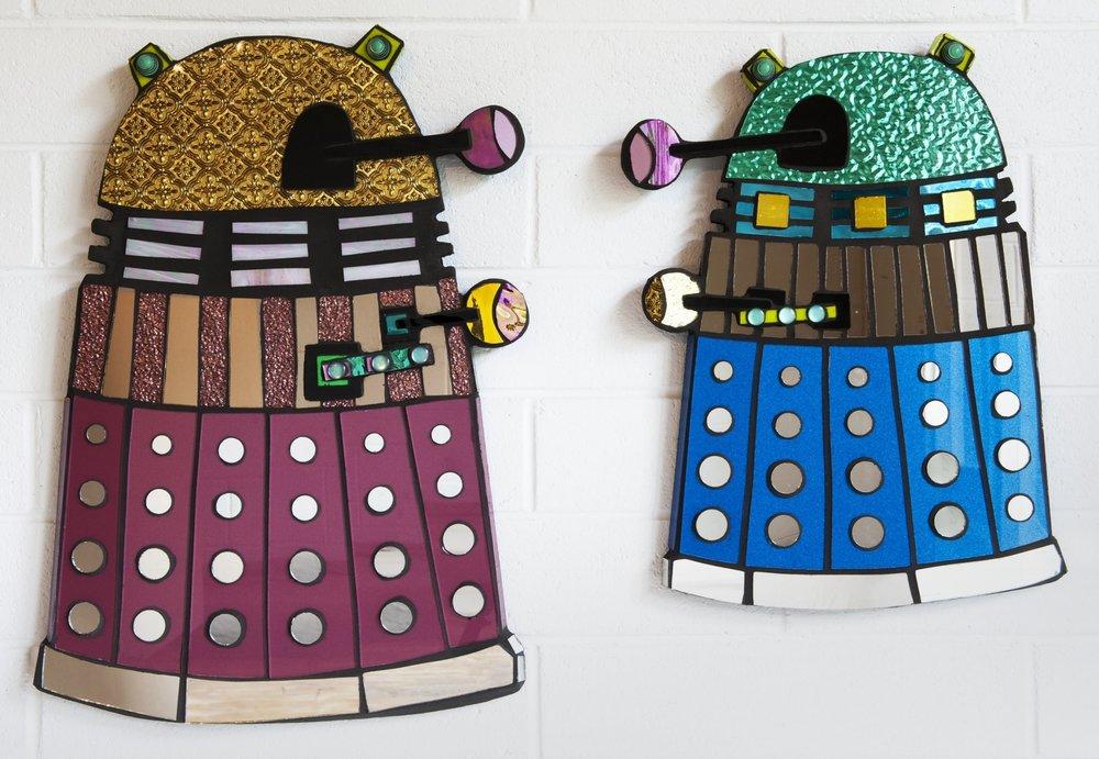 the Love Daleks