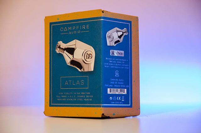 Campfire Audio Atlas #recenzie #incurand #campfireaudio