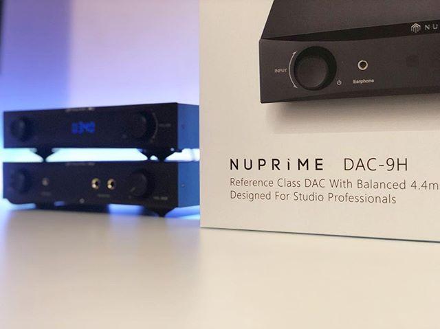 NuPrime DAC-9H. #recenzie #incurand