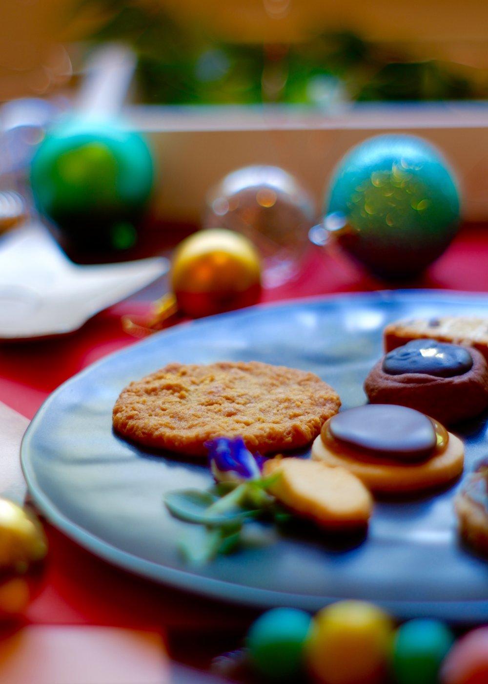 Christmas Cookie Swap 2017 Nikkimbento