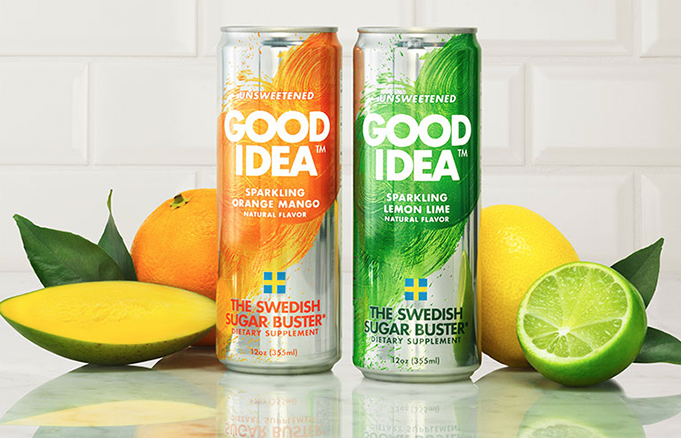 Good Idea – The Swedish Sugar Buster was developed by Adventure AB, a Swedish company with a proven track record in successfully taking research-based, healthy foods to market. Our activities and development projects gather knowledge from a large number of research fields and are led by the principle