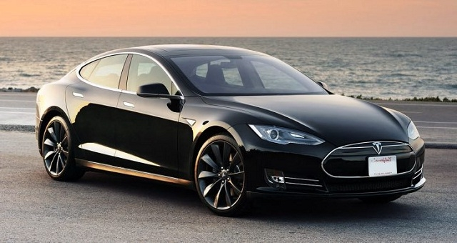 Tesla Model S 15- - The Tesla Model S has taken the world by storm with its sleek styling and unrivalled performance. The S comes with batteries from 60-100kWh and has many different technology levels including Autopilot.
