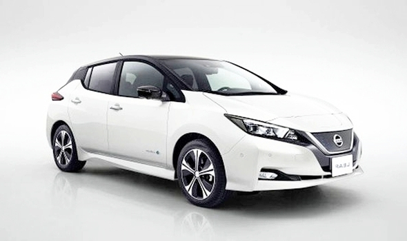 Nissan LEAF 2018- - The 2018 Nissan LEAF has had some major upgrades including style, technology and its larger 40kWh battery pack. We have models arriving from Japan December-January and the UK April-May.