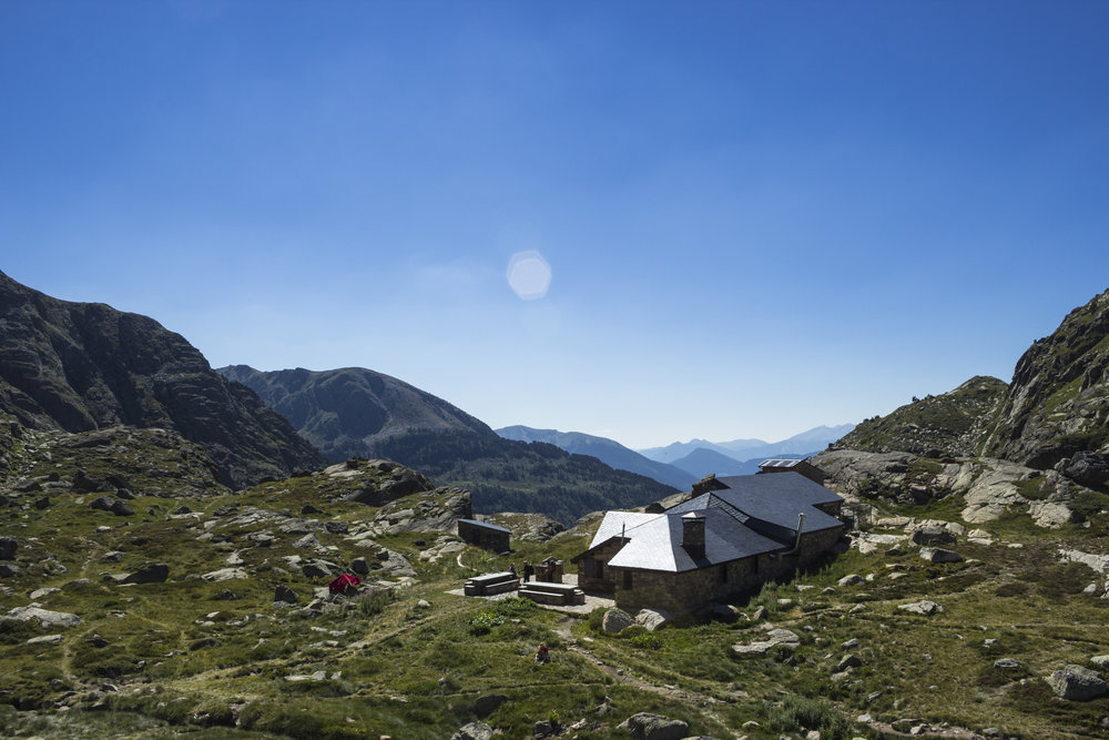 Andorra Mountain Trek -