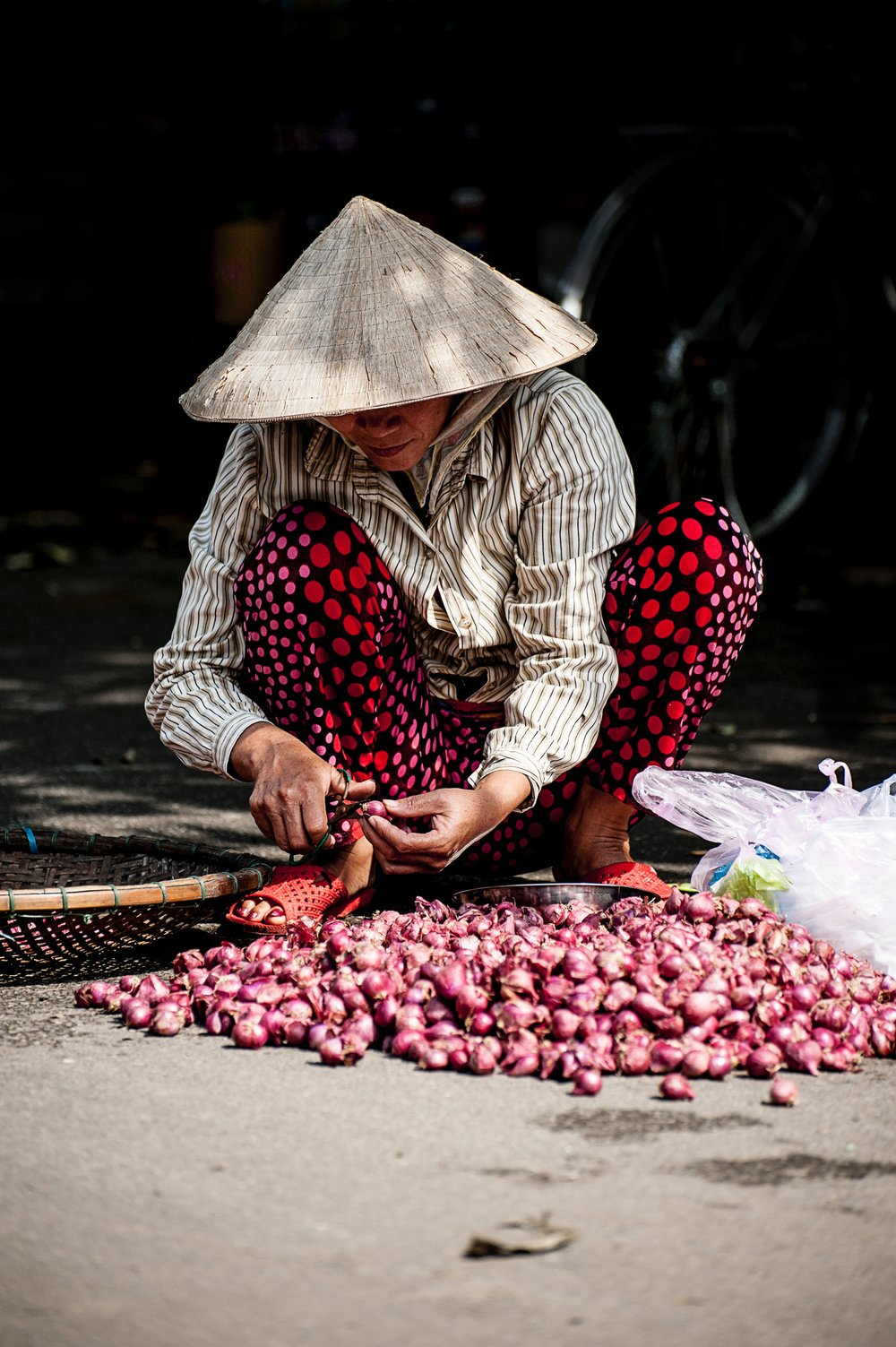 Vietnam Adventure - Travel through Vietnam, from Ho Chi Minh City to Hanoi, visiting cities, mountains, magnificent beaches and four stunning World Heritage Sites.