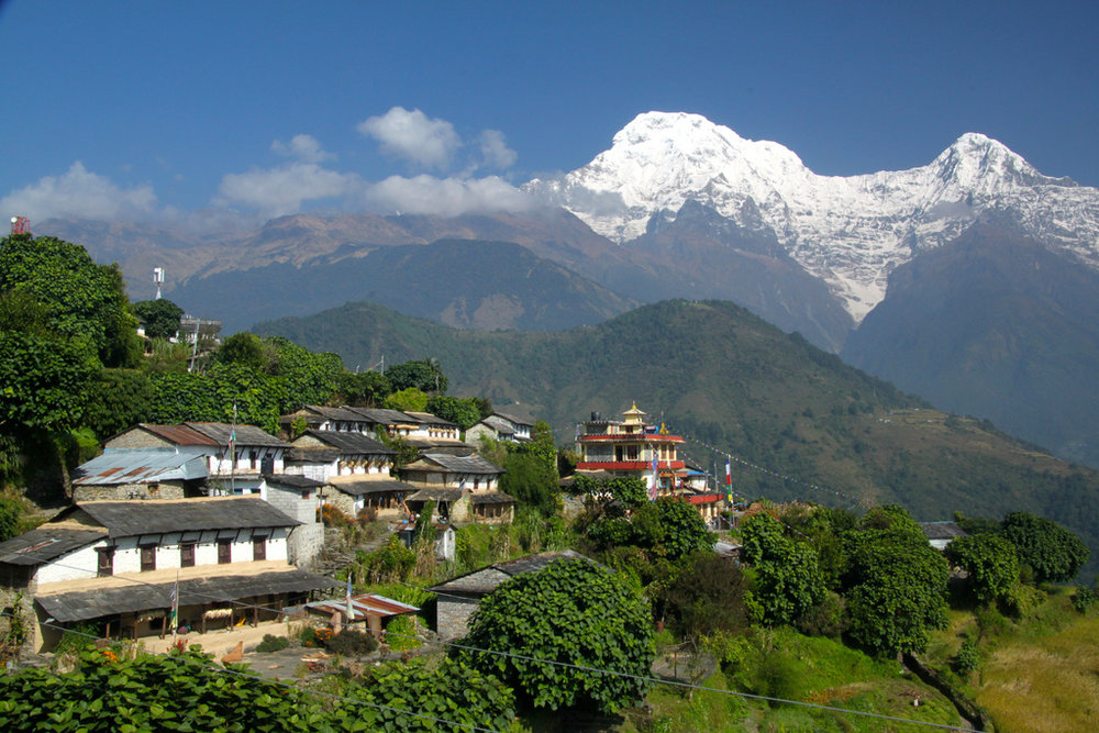 Discovering Nepal - A feast of mountain walking and wildlife spotting!