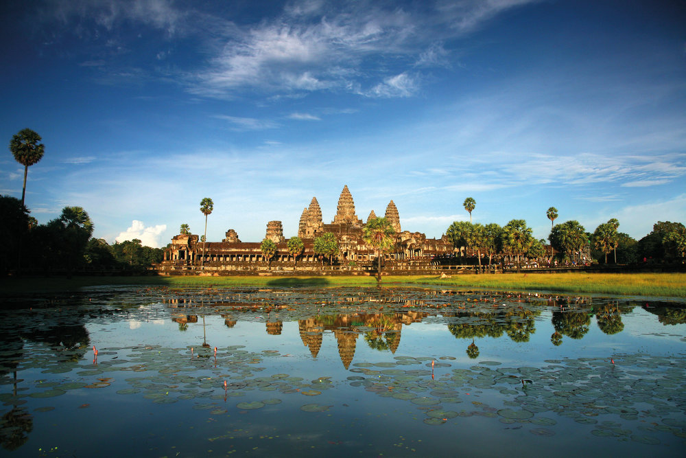 Exploring Indochina -