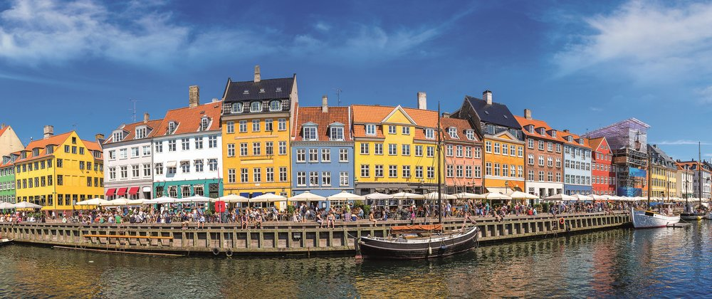 Swedish Waterways - Experience the pastels of Swedish fishing harbours, the cobbled streets of old towns.