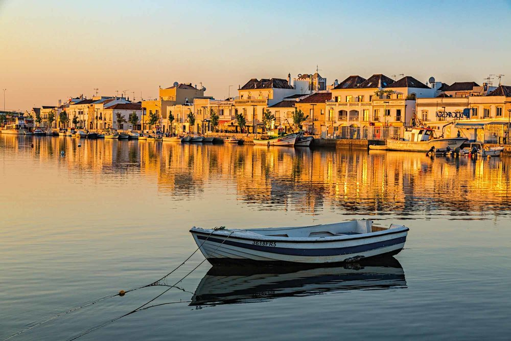 Tavira - The Pearl of the Algarve
