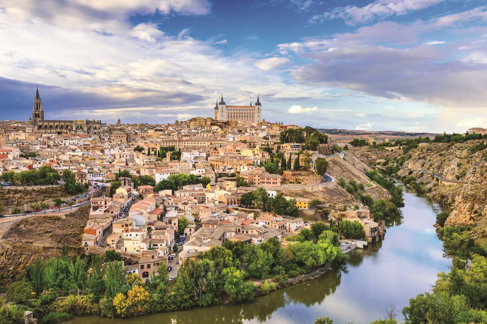 Romantic Heart of Spain  - Follow in the footsteps of Spanish kings, explorers, authors and artists.From £1,625