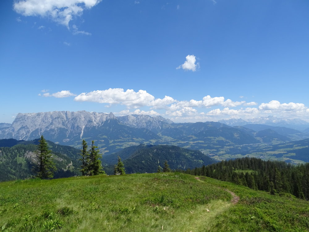 Maria Alm  (Austria  )    Grade 6 and Grade 7 Walking    from £1,085   Includes: Return flights, transfers, local transport costs, lift pass, half board accommodation and two Tour Leaders.