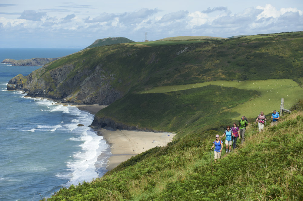 Ceredigion & The Pembrokeshire Coast -