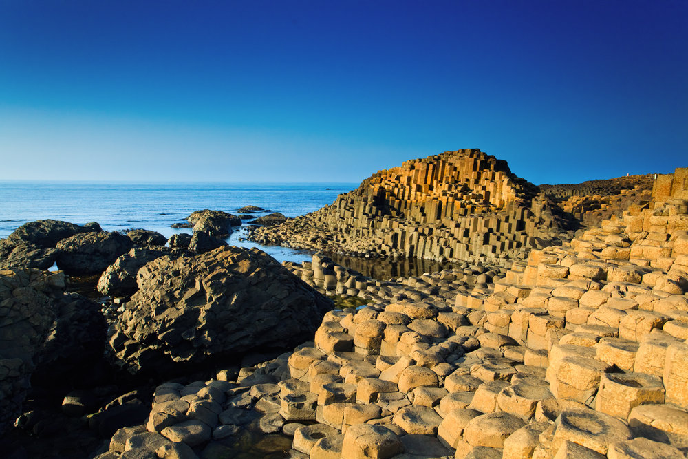 Giant's Causeway & The Nine Glens -