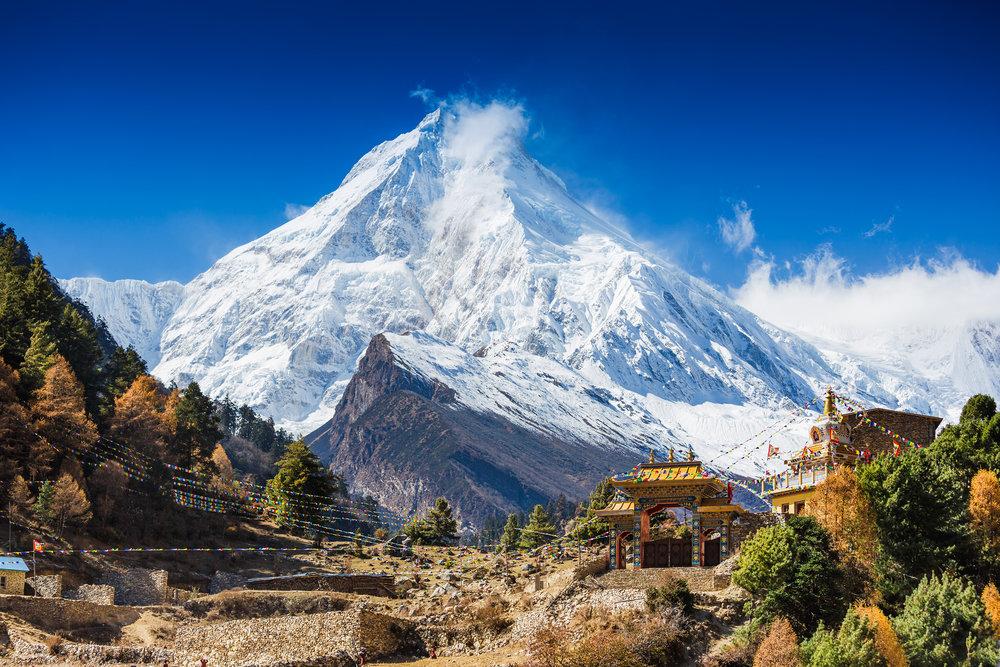 A Himalayan Odyssey -