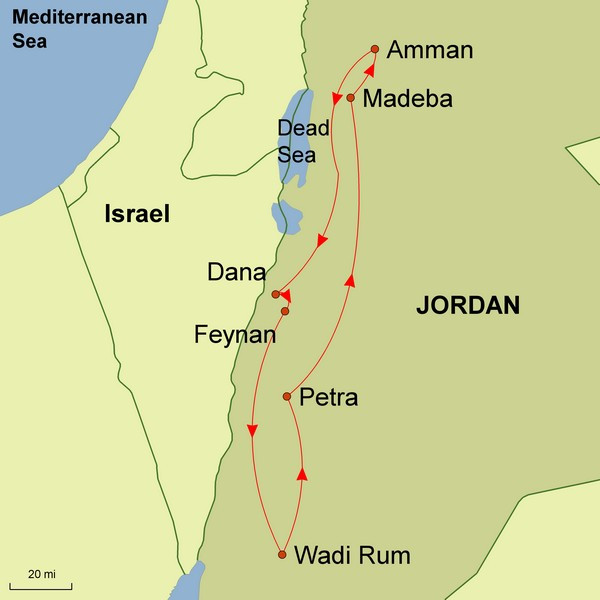 Jewels of Jordan    19 October 2018 - 31 October 2018