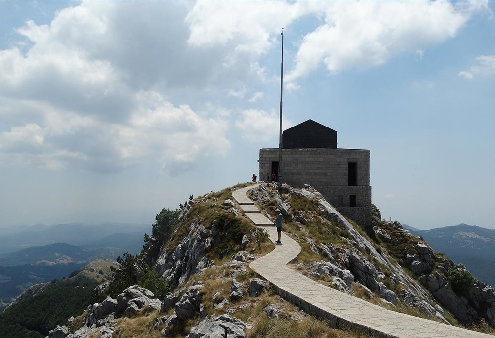 A Trek Through the Balkans -