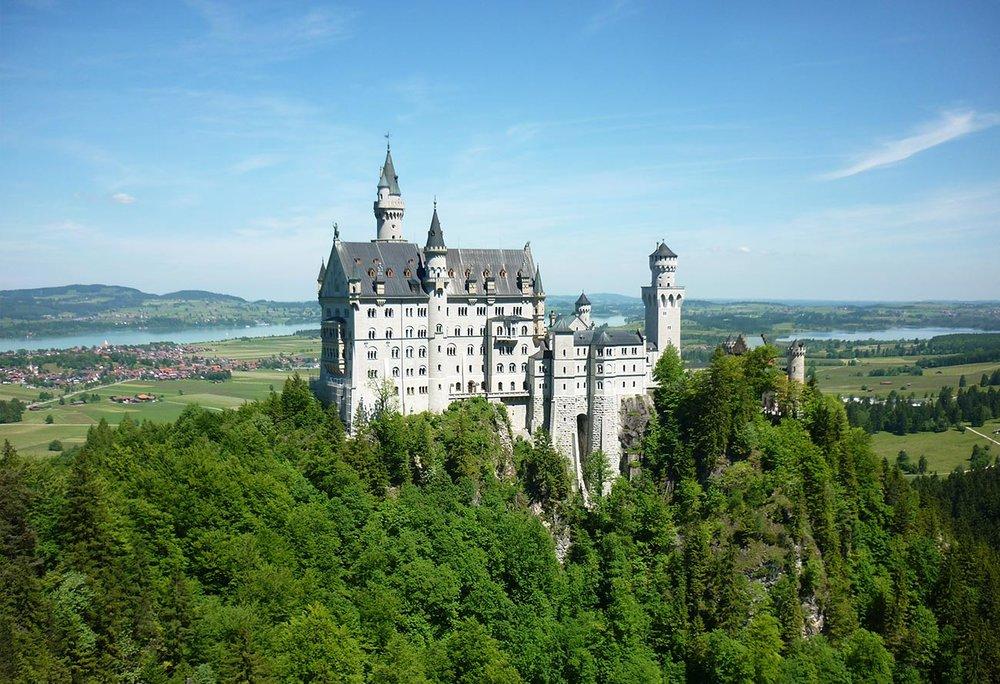 Bavarian Beer Gardens -