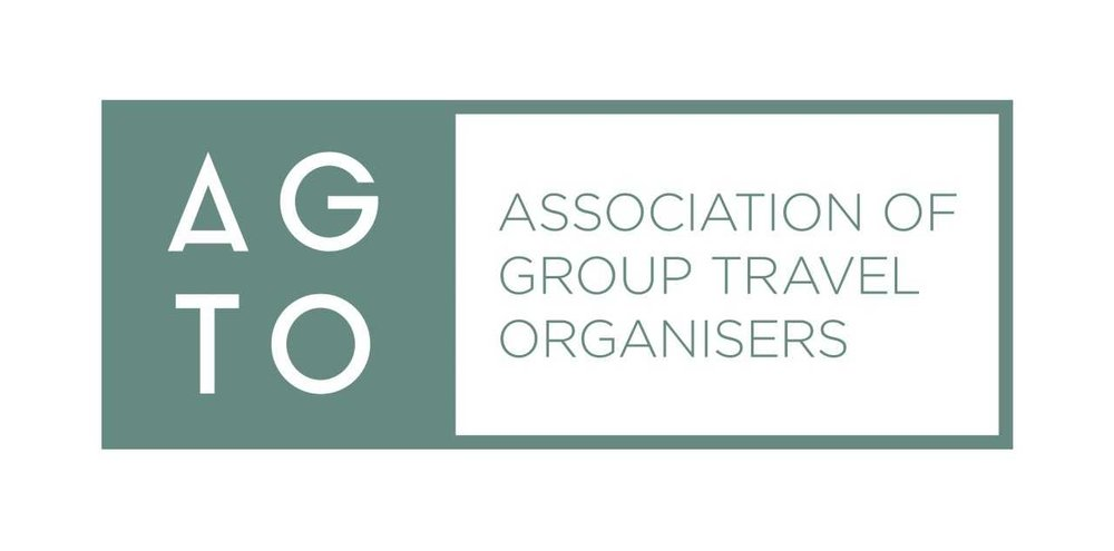 We are Associate Members of the Association of Group Travel Organisers