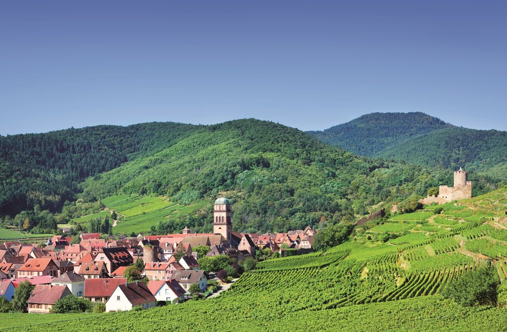 Wine Villages of the Alsace -