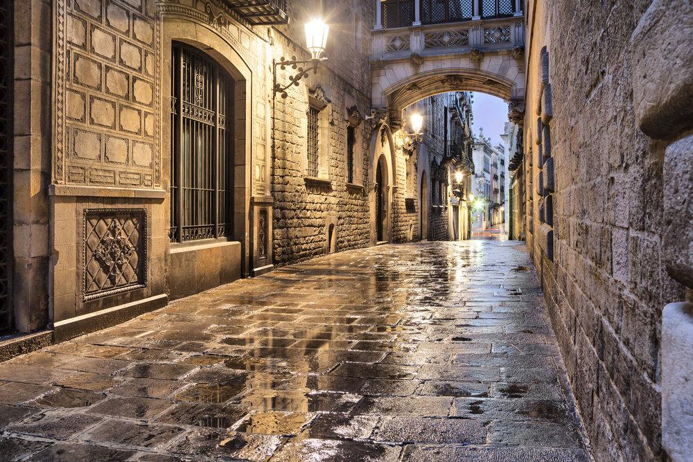 Barcelona on Foot -