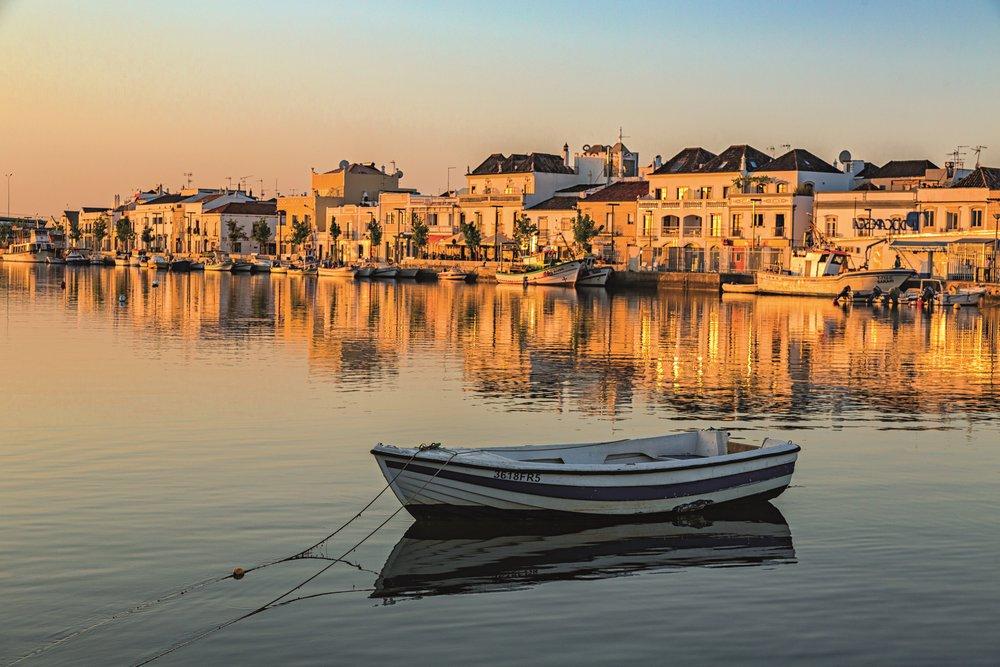 Tavira, Pearl Of The Algarve - 16 September 2018