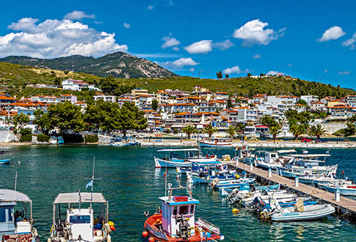 Exploring Halkidiki - Combining our Unspoilt Greece and Olympiada holidaysFrom £1645