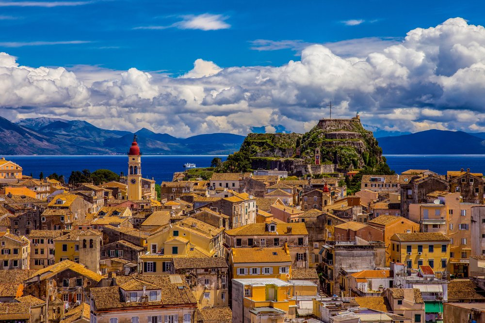 An Ionian Jewel - The Green Isle of Corfu (with a taste of Albania)From £1420
