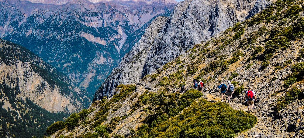 Wild Crete - The mountains, gorges and rugged coastline of Greece's largest islandFrom £1155
