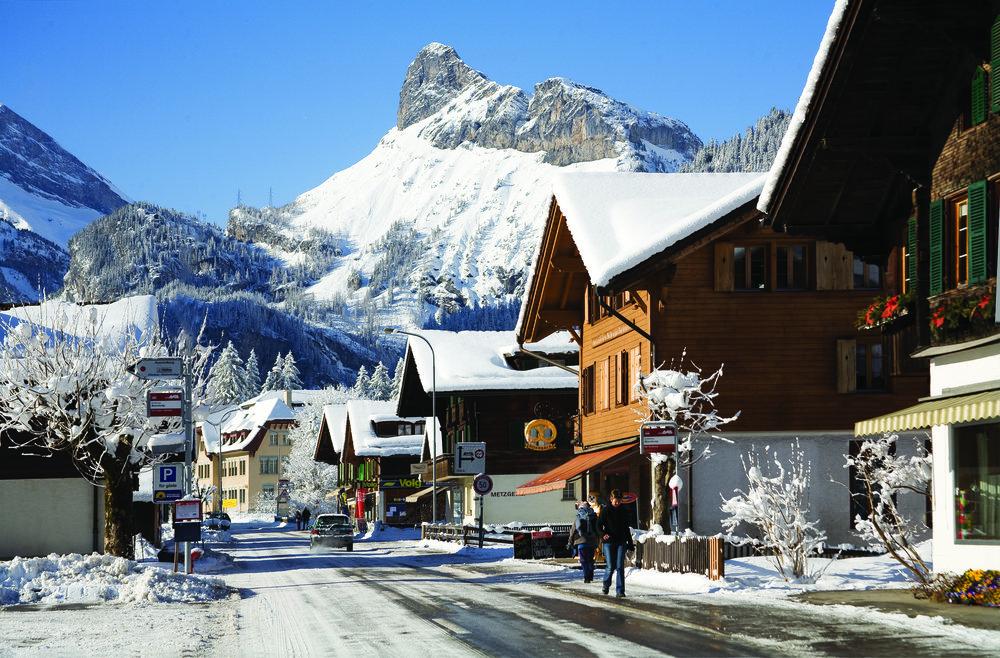 Winter Walking in Kandersteg - A Swiss delight...From £1290