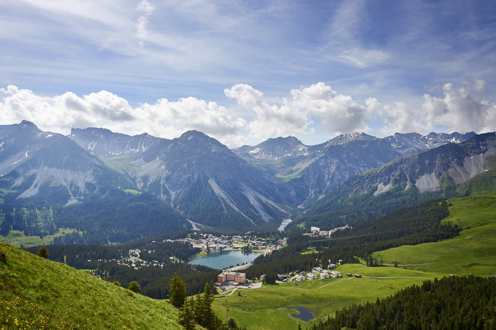 Switzerland's Grisons Alps - Extend your time in Switzerland, combing the alpine resorts of Arosa and KlostersFrom £2195