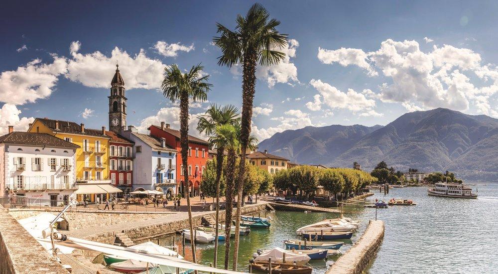 Mediterranean Switzerland - An enclave of Swiss-Italian ParadiseFrom £1,695