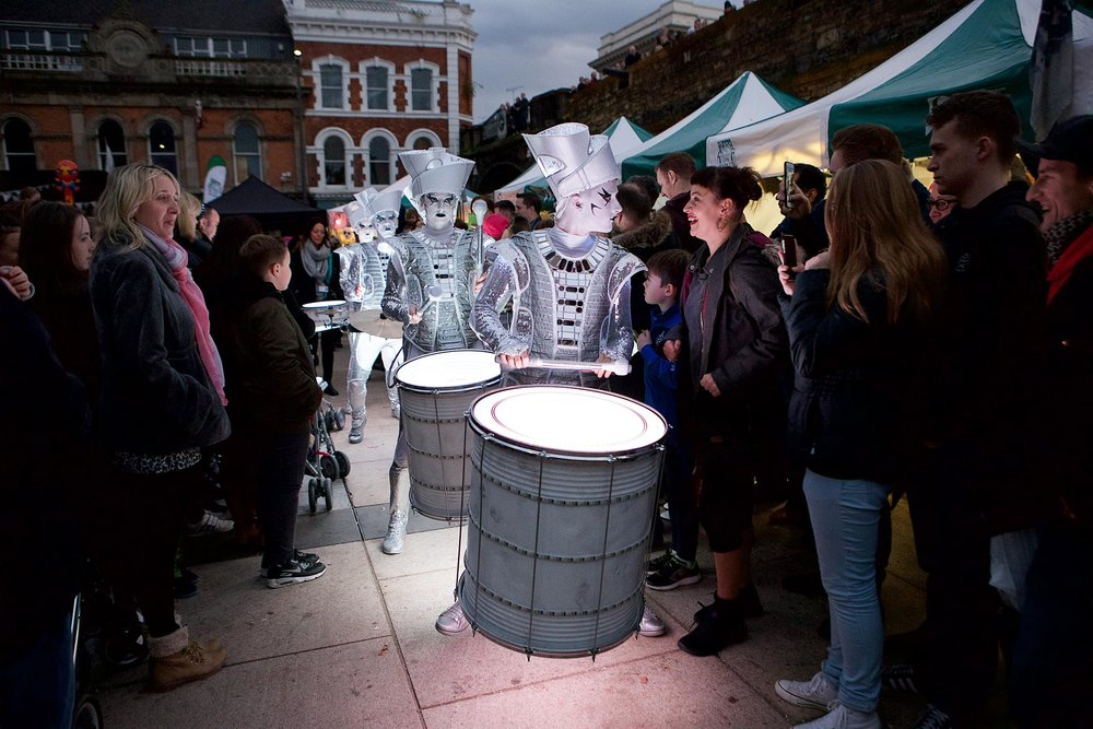 Derry  - Halloween Festival October