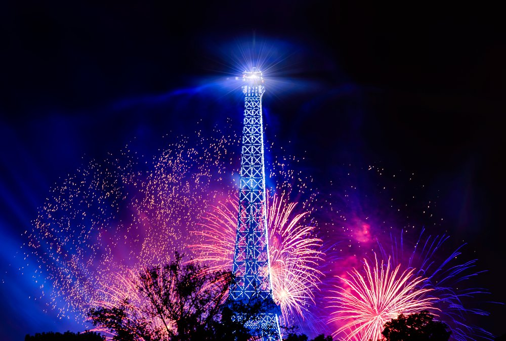 Paris - July 14th Bastille Day