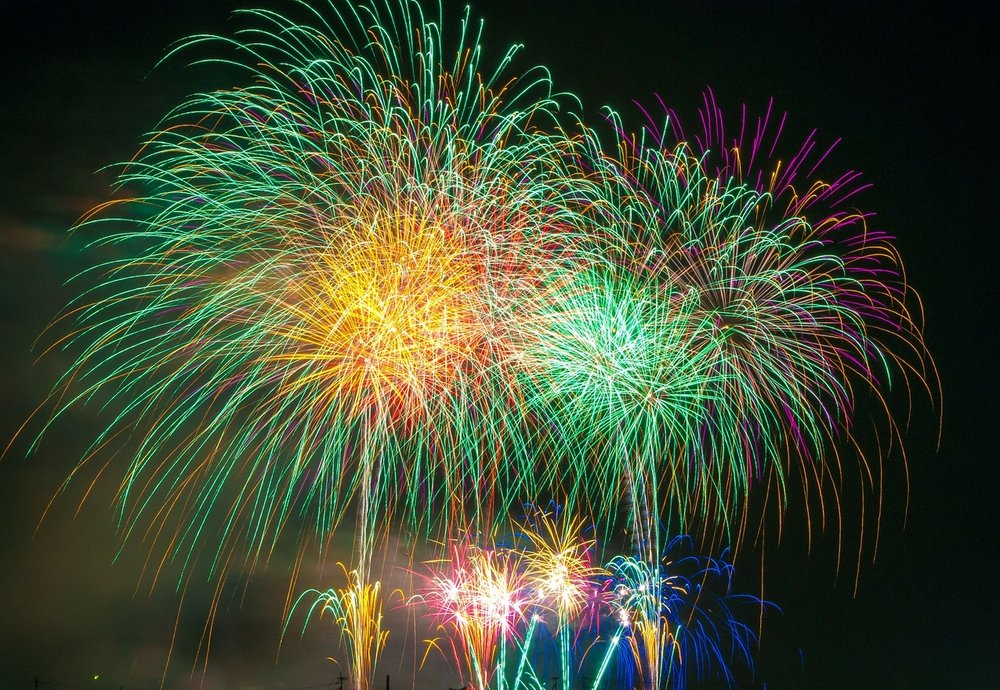 Tokyo - July Sumida River Firework Festival